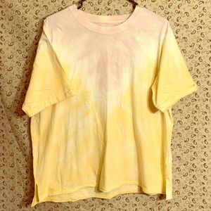 Tie dye T-shirt from American Eagle